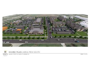 Shoppes and Residences at Waverly Plaza